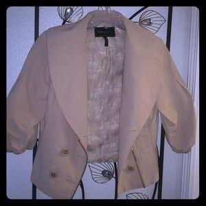 BCBG Maxazria blazer jacket